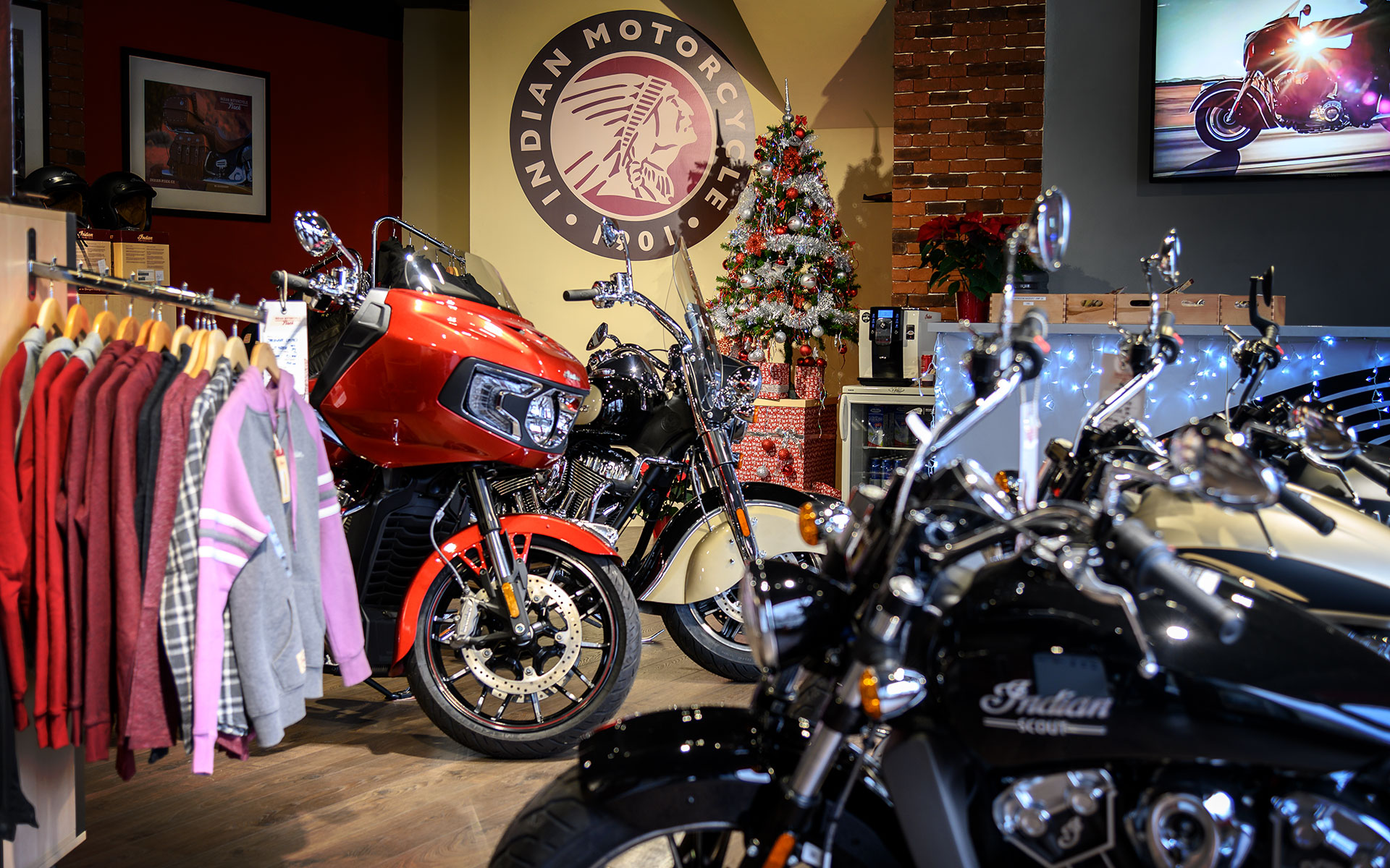 Moto Shop 2