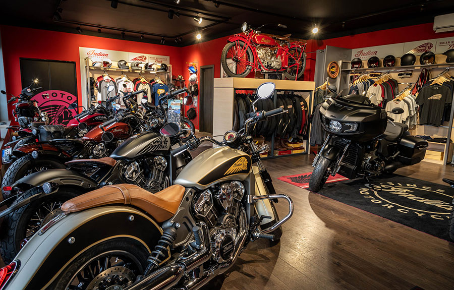 Moto Shop 3